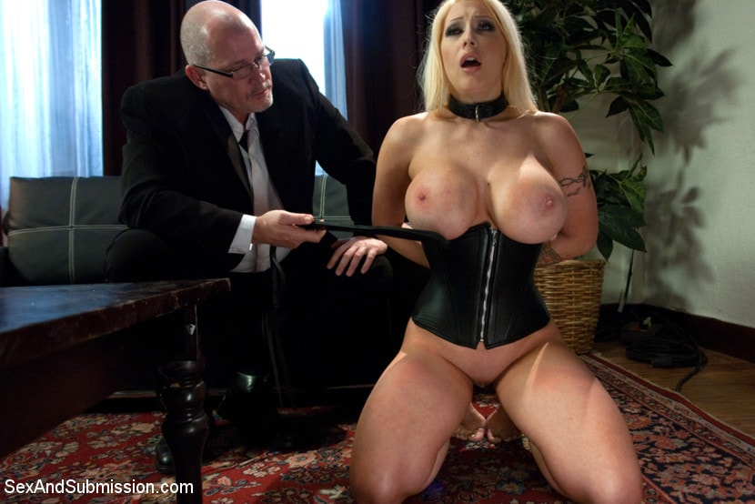 Kink 'Tales of a Submissive Housewife' starring Candy Manson (Photo 4)