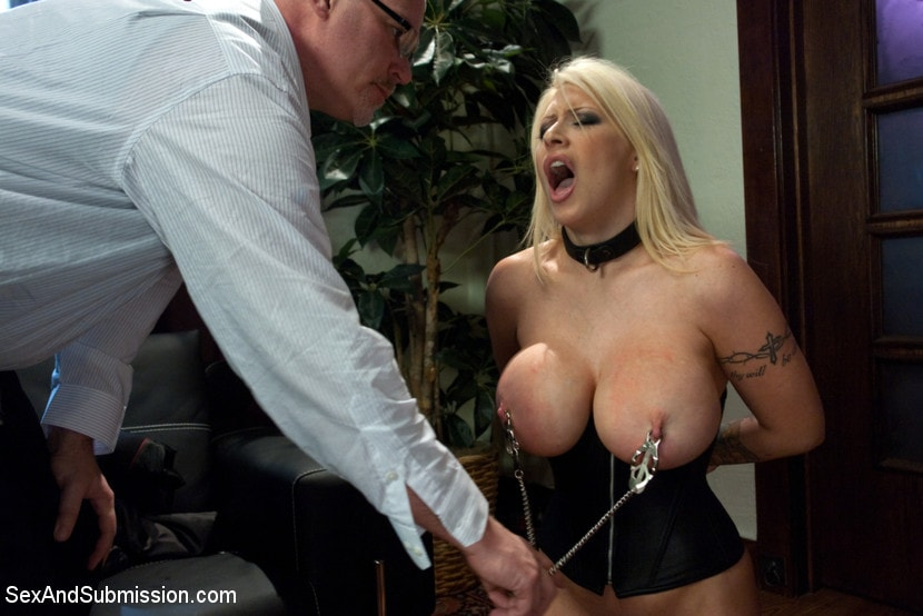 Kink 'Tales of a Submissive Housewife' starring Candy Manson (Photo 5)