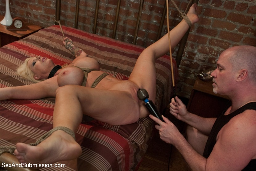 Kink 'Tales of a Submissive Housewife' starring Candy Manson (Photo 16)