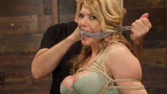 Carissa Montgomery in 'Huge Tit Blonde Bondage Slut Destroyed With Overwhelming Orgasms'