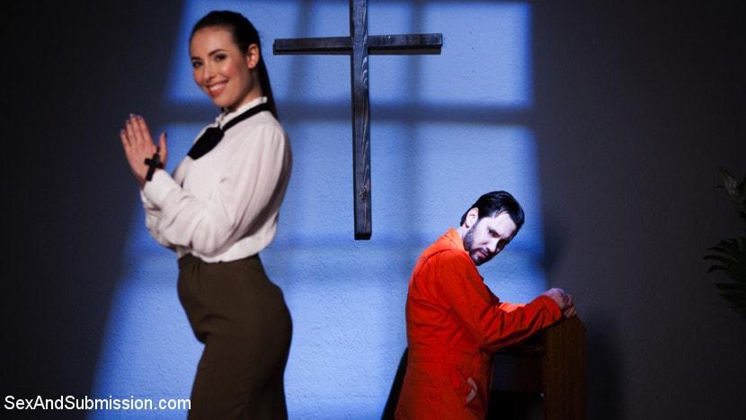 Kink 'Anal Baptism' starring Casey Calvert (Photo 2)