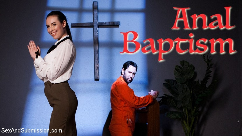 Kink 'Anal Baptism' starring Casey Calvert (Photo 3)