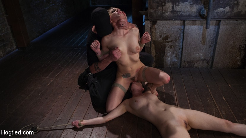 Kink 'Casey and Dahlia Suffer Together in Brutal Bondage' starring Casey Calvert (Photo 3)