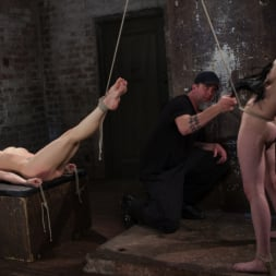 Casey Calvert in 'Kink' Casey and Dahlia Suffer Together in Brutal Bondage (Thumbnail 6)