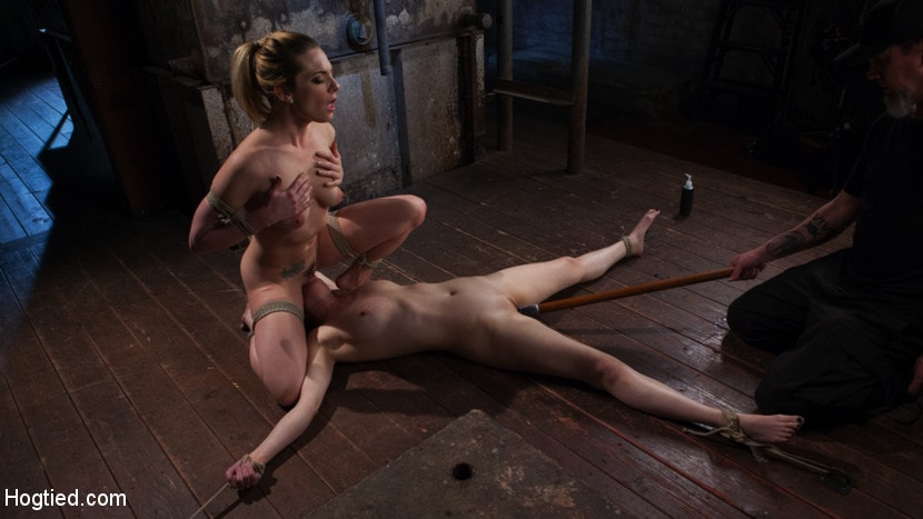 Kink 'Casey and Dahlia Suffer Together in Brutal Bondage' starring Casey Calvert (Photo 15)