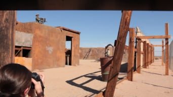 Casey Calvert in 'Operation Desert Anal: A Feature Presentation: Two Beautiful Girls Brutally Fucked in the Desert'