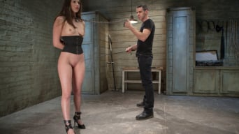 Casey Calvert in 'Training of the Pretty Girl, Day Three'