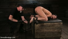 Cassandra Cain - Newbie Pain Slut Cassandra Cain Coerced with Orgasms and Metal Bondage (Thumb 05)