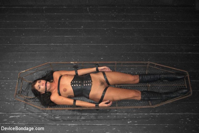 Kink 'Tough As Nails - Cassandra Nix' starring Cassandra Nix (Photo 19)
