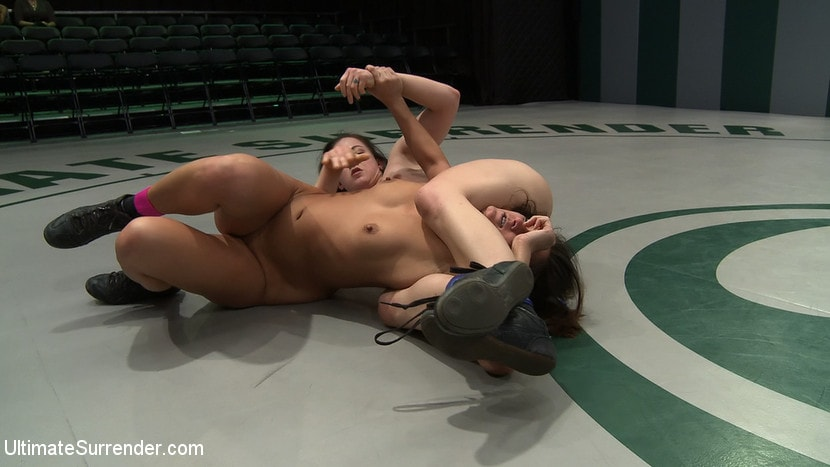 Kink 'Two tough street girls go head to head in non-scripted wrestling to see who is the toughest bitch.' starring Cece Stone (Photo 16)