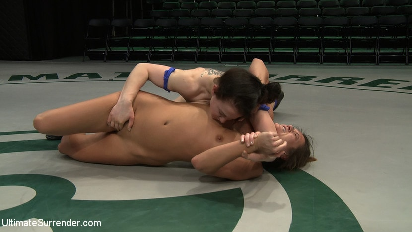 Kink 'Two tough street girls go head to head in non-scripted wrestling to see who is the toughest bitch.' starring Cece Stone (Photo 17)