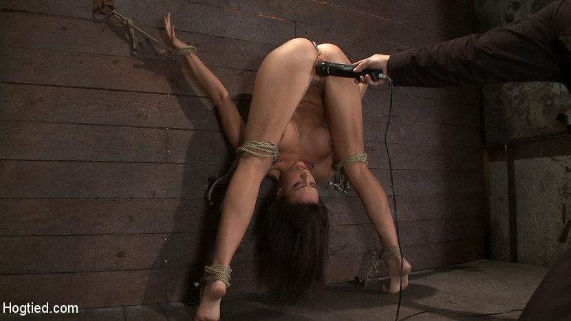 Kink 'Ass hooked, caned and made to cum so much she begs for mercy Humilated and abused, so helpless!' starring Chanel Preston (Photo 16)