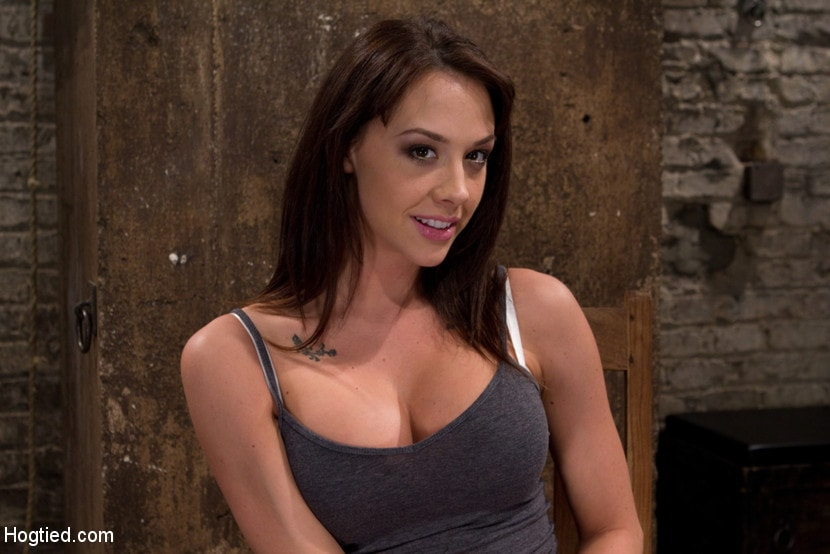 Kink 'Ass hooked, face fck'd, made to cum so hard she begs for mercy We own her body we fck with her soul.' starring Chanel Preston (Photo 2)