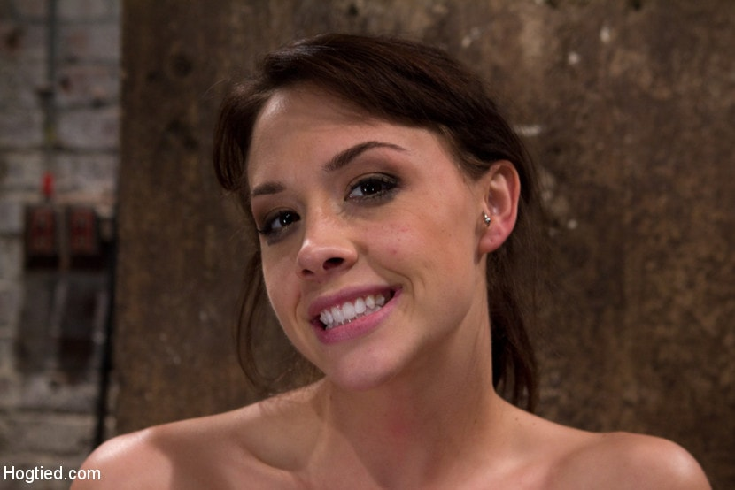 Kink 'Ass hooked, face fck'd, made to cum so hard she begs for mercy We own her body we fck with her soul.' starring Chanel Preston (Photo 7)