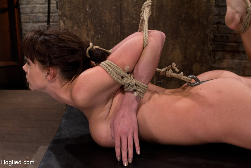 Kink 'Ass hooked, face fck'd, made to cum so hard she begs for mercy We own her body we fck with her soul.' starring Chanel Preston (Photo 10)