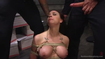 Chanel Preston in 'Black Widow: Chanel Preston Gets Gangbanged!'