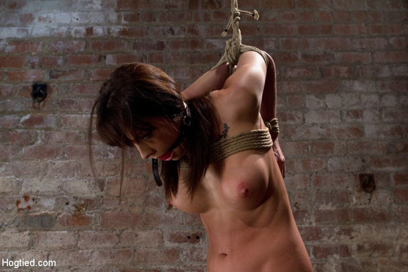 Kink 'Girl next door is overwhelmed from the orgasms we rip from her helpless body Brutal rope Bondage!' starring Chanel Preston (Photo 7)