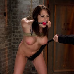 Chanel Preston in 'Kink' Girl next door is overwhelmed from the orgasms we rip from her helpless body Brutal rope Bondage! (Thumbnail 14)