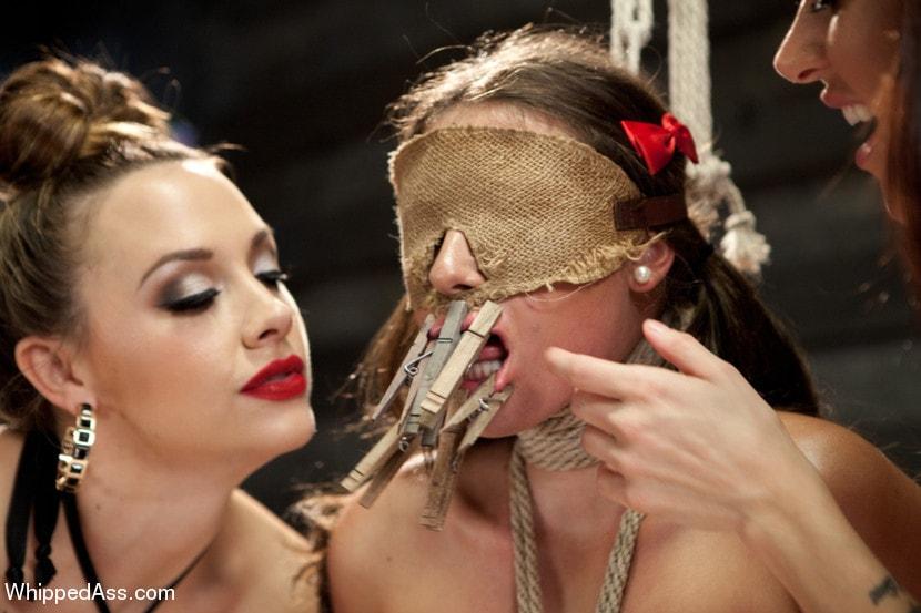 Kink 'Her First Week In Porn' starring Chanel Preston (Photo 15)