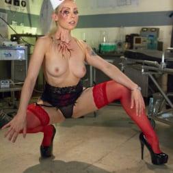 Chanel Preston in 'Kink' Sadistic Invasion of the Cum-sucking Zombie Nurses! (Thumbnail 7)