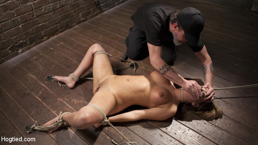 Kink 'Charlotte's Caught in a Web of Bondage and Tormented' starring Charlotte Cross (Photo 4)