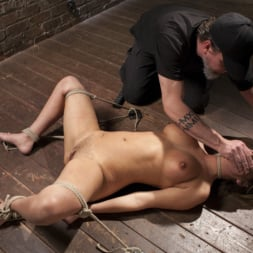 Charlotte Cross in 'Kink' Charlotte's Caught in a Web of Bondage and Tormented (Thumbnail 4)
