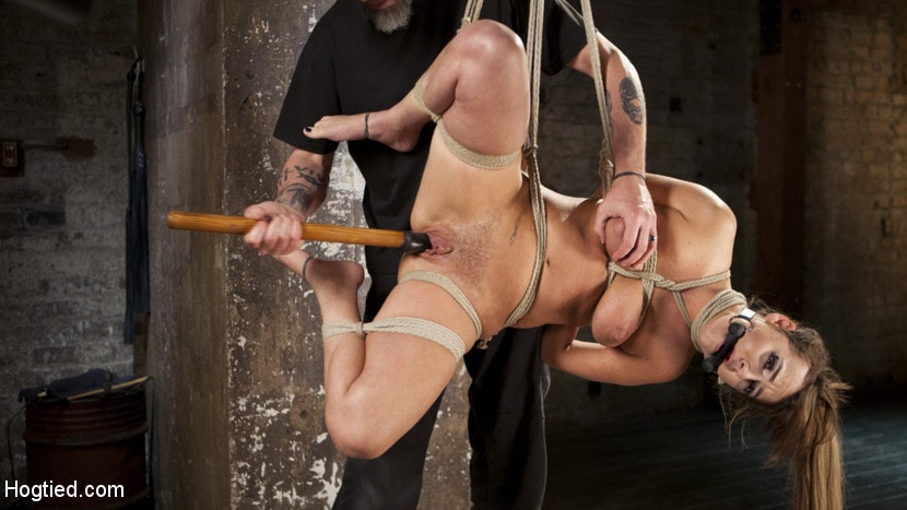 Kink 'Charlotte's Caught in a Web of Bondage and Tormented' starring Charlotte Cross (Photo 6)