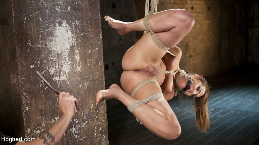 Kink 'Charlotte's Caught in a Web of Bondage and Tormented' starring Charlotte Cross (Photo 7)