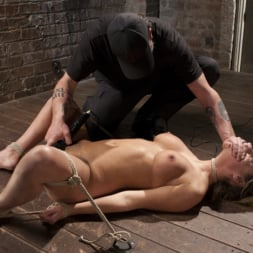 Charlotte Cross in 'Kink' Charlotte's Caught in a Web of Bondage and Tormented (Thumbnail 9)