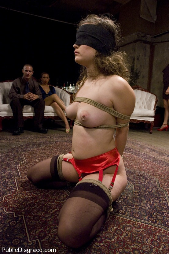Kink 'Party Favor' starring Charlotte Vale (Photo 1)