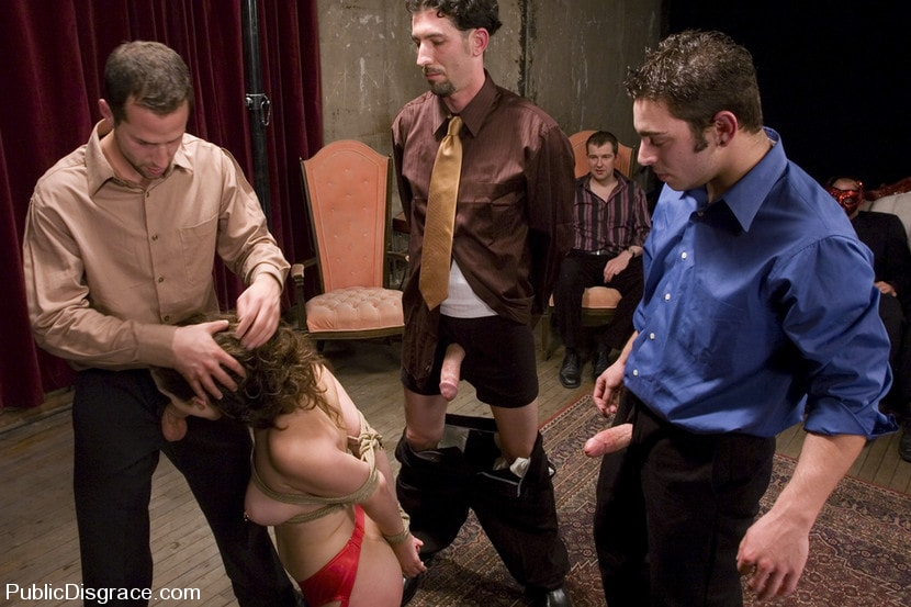 Kink 'Party Favor' starring Charlotte Vale (Photo 3)