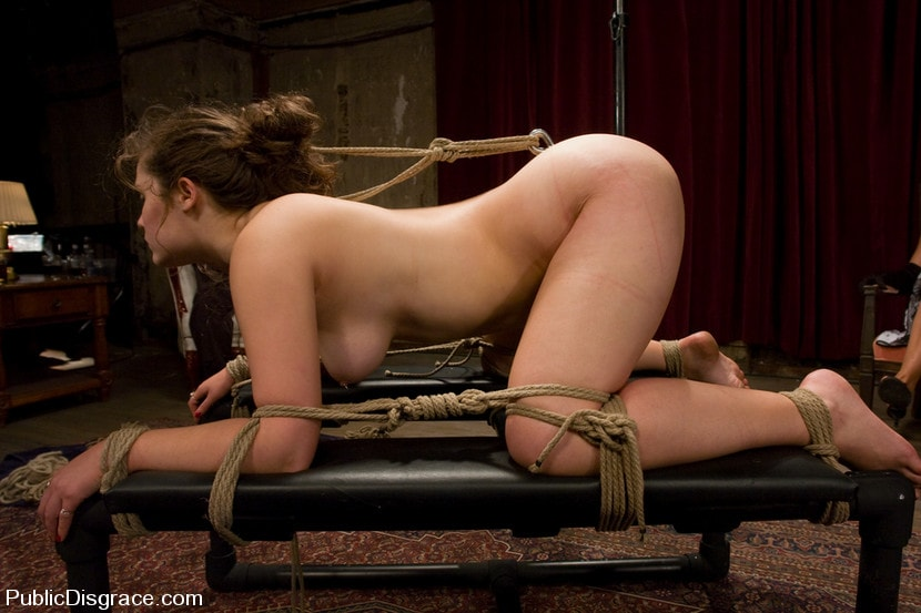 Kink 'Party Favor' starring Charlotte Vale (Photo 5)