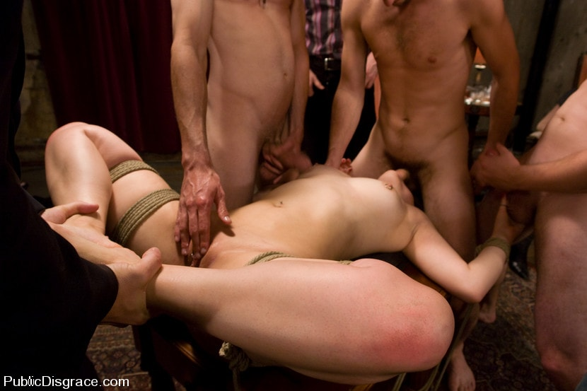 Kink 'Party Favor' starring Charlotte Vale (Photo 7)