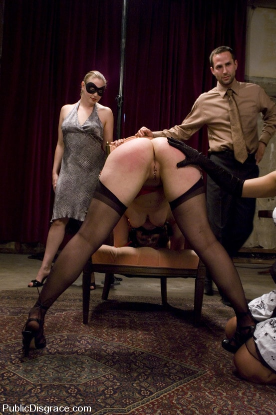Kink 'Party Favor' starring Charlotte Vale (Photo 15)