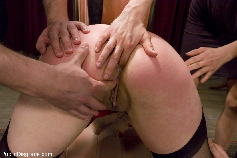 Kink 'Party Favor' starring Charlotte Vale (Photo 16)