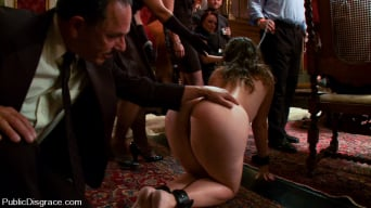Charlotte Vale in 'The Party Hole'