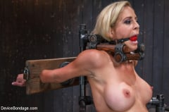 Cherie Deville - 1 MILF and 1 Pain Slut equals 2 Whores Suffering (Thumb 08)
