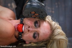 Cherie Deville - 1 MILF and 1 Pain Slut equals 2 Whores Suffering (Thumb 12)