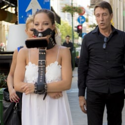 Cherry Kiss in 'Kink' Dolly Diore's All Out Public Fuckfest (Thumbnail 2)