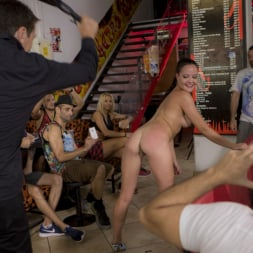 Cherry Kiss in 'Kink' Dolly Diore's All Out Public Fuckfest (Thumbnail 11)