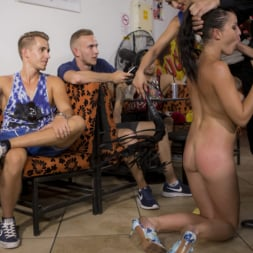 Cherry Kiss in 'Kink' Dolly Diore's All Out Public Fuckfest (Thumbnail 14)