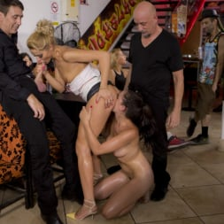 Cherry Kiss in 'Kink' Dolly Diore's All Out Public Fuckfest (Thumbnail 19)