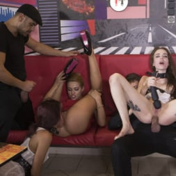 Cherry Kiss in 'Kink' Fresh Meat Angel Rush and Lyen Parker Humilated and Fucked in Public! (Thumbnail 23)
