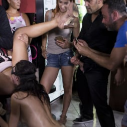 Cherry Kiss in 'Kink' Teen Whore Rebecca Volpetti Beaten, Fucked, and Disgraced in Public! (Thumbnail 10)