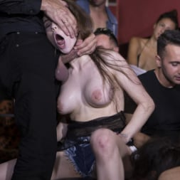 Cherry Kiss in 'Kink' Teen Whore Rebecca Volpetti Beaten, Fucked, and Disgraced in Public! (Thumbnail 12)