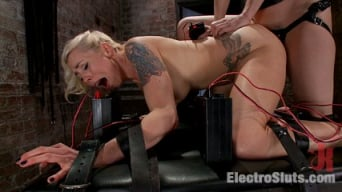 Cherry Torn in 'Bratty Sorority Girl Gets Electro-hazed!'