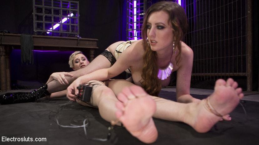 Kink 'Trains New Lesbian Electro-Slave' starring Cherry Torn (Photo 9)