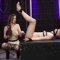 Cherry Torn in 'Kink' Trains New Lesbian Electro-Slave (Thumbnail 14)