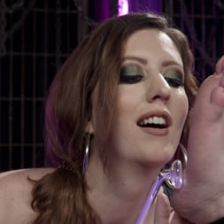 Cherry Torn in 'Kink' Trains New Lesbian Electro-Slave (Thumbnail 17)