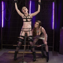 Cherry Torn in 'Kink' Trains New Lesbian Electro-Slave (Thumbnail 19)